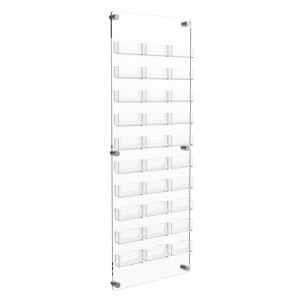 Tarjetero Mural 30 Dispensadores Pared 151,67 €