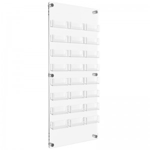 Tarjetero Mural 24 Dispensadores Pared 120,48 €