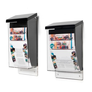Portafolletos buzón exterior Mod. 2 Portafolletos de pared 22,61 €
